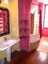 Salle d'eau restaurée